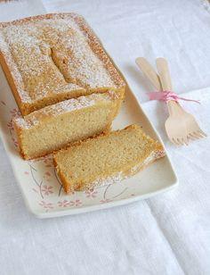 Maple sour cream cake