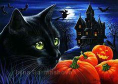 Halloween Irina Garmashova