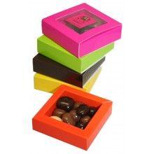 Les mini-coffrets cadeau, en cadeau de table pour vos convives !