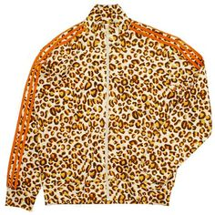 Leopard Tracksuit by On € Pant Shirt, Jeremy Scott, Jean Shirts, Knitwear, Adidas, Hoodies, Coat, Jackets, Clothes
