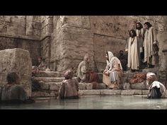 Jesus Heals a Lame Man on the Sabbath -