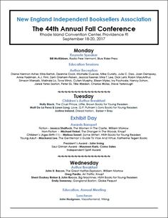 Fall Conference Registration – NEIBA