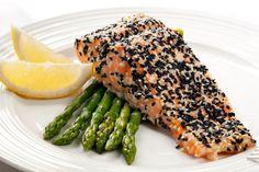 Sesame-Crusted-Salmon-iStock.jpg (849×565)