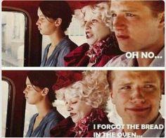 Hunger Games | Josh Hutcherson | Jennifer Lawrence