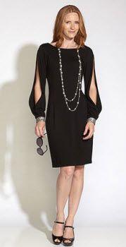 0b3ac2334e0 Karen Kane Black Cocktail Dress.  karenkanedresses