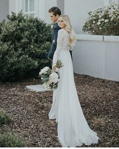 Mormon Wedding Dresses Half Sleeves