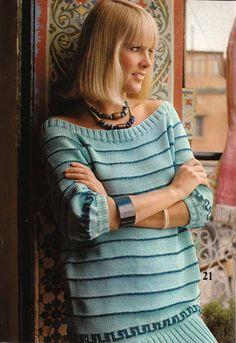 DIY vintage, couture, tricot, loisirs créatifs, années 70 Tricot Femme,  Couture 0c80ad61fe3b