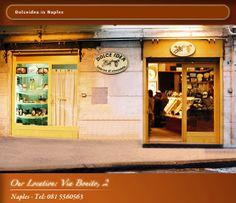 Our Locations. Dolceidea Cioccoliamoci - Via Bonito, Vomero, Napoli - Dolceidea Cioccolato - - Cioccoliamoci - Dolceidea, the Chocolate Shop...