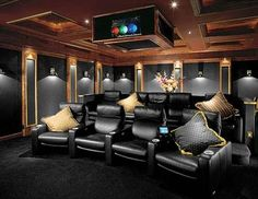 In Home Movie Theatres