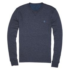 REVERSIBLE LONG SLEEVE TEE // Original Penguin