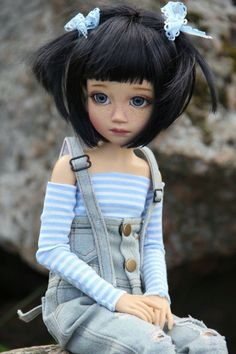 Toy dolls holds, many methods from classic wood-based residences to really Barbie Dreamhouses. Anime Dolls, Ooak Dolls, Pretty Dolls, Beautiful Dolls, Fashion Royalty Dolls, Fashion Dolls, Barbie, Realistic Dolls, Smart Doll
