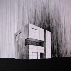 cube house by JoannaBobik