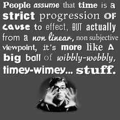Doctor Who timey-wimey