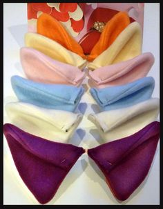 MLP Inspired Clip On Fleece Pony Ears Main by ForgottenFindings21, $25.00