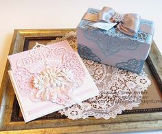 Like every month, we'll love bringing you inspiration for the Die of the Month ; today is our Die of the Month B. Becca Feeken Cards, Spellbinders Cards, Die Cut Cards, Card Maker, Amazing Grace, Wedding Cards, Cardmaking, Birthday Cards, Paper Crafts