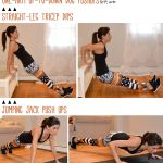 20-Minute Upper Body Interval Workout