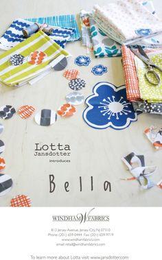 Bella from Lotta Jansdotter
