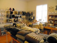 Knitflow: Thingborg Womens Cooperative Selfoss Iceland