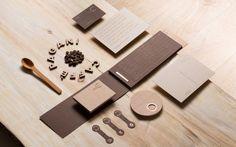 Interesting things - thedsgnblog: Branding for Caffè Pagani by Eskimo...