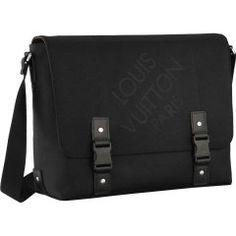 Louis Vuitton M93079 Handbag Loup Black