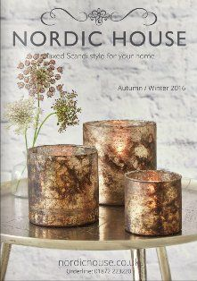 Nordic House Autumn 2016 Catalogue