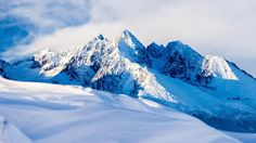 VYSOKÉ TATRY Mount Everest, Mountains, Nature, Travel, Naturaleza, Viajes, Destinations, Traveling, Trips