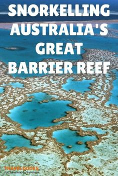 Snorkelling along the Great Barrier Reef in Australia | Travel Blog Australia Travel, Vacation Trips, Organic Gardening, Map, World, The World, Location Map, Australia Destinations, Maps
