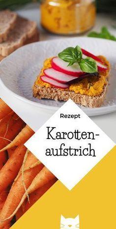 Karottenaufstrich