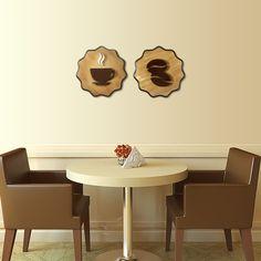 Quadro decorativo cozinha casa restaurante bar artesanal mdf pintura quadro criativo decoração ambiente decor
