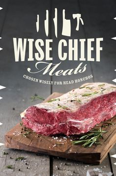 Part Two Graphic Design Belfast Wise Chief Food Design, Food Graphic Design, Food Poster Design, Menu Design, Carnicerias Ideas, Raw Food Recipes, Meat Recipes, Simple Website Design, Web Design Tutorial