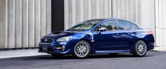 #Subaru launches more luxurious #WRX S4 SporVita in Japan