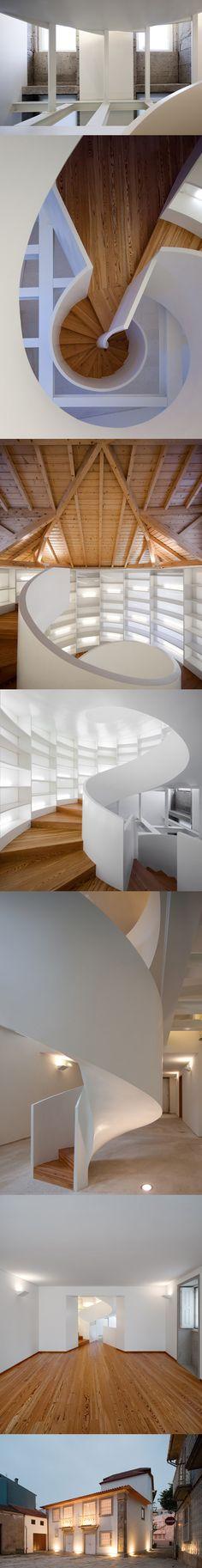 House Antero De Quantral Interior Design