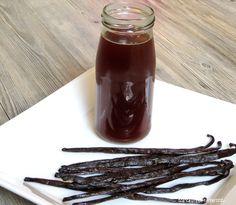Rezepte mit Herz ♥: Vanille Extrakt - selbstgemacht