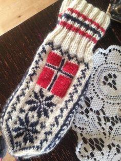 Norwegian mittens..