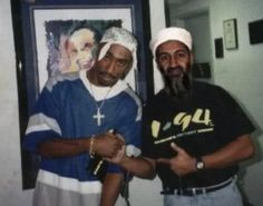Tupac Back? The Best Tupac Sightings After His Death
