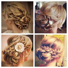 Prom hair @Kenna Nennemann