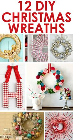 12 DIY Christmas #Christmas Decor| http://christmas-decor-styles-572.lemoncoin.org