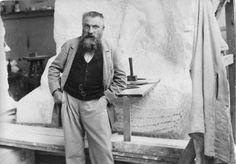 Auguste Rodin Photo