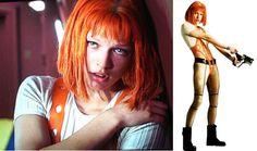 """costumes pour """"le 5eme element"""" - 1997 - big badaboom !!"""