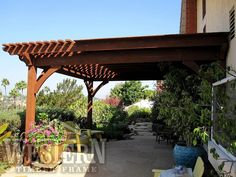 attached pergola gallery attached timber pergola images western timber frame scott2_16x16