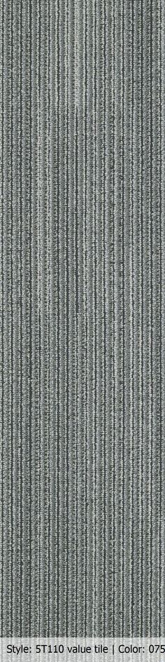 carpet tile 9x36 value color silver charcoal   http://www.pr-trading.nl/?action=pagina&id=521&title=Home
