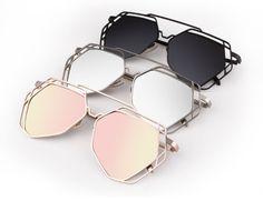 Geometry Sunglasses
