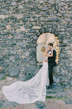 Romantic Portovenere Italy Destination Wedding | Brides.com