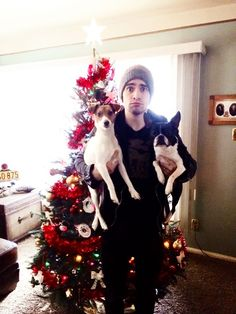 BRENDON URIE. ♥♥♥ with Bogart & Penny Lane. :p