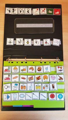 Sugerencias e ideas para construir un cuaderno de comunicación tipo PECS con pictogramas - ARASAAC