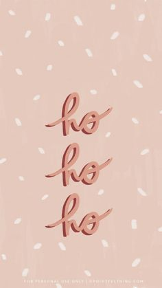 Freebee | Festive Christmas Phone Wallpaper - Pointful Things