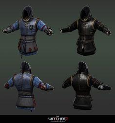 Witcher 2 armors 2 by Scratcherpen.deviantart.com on @DeviantArt