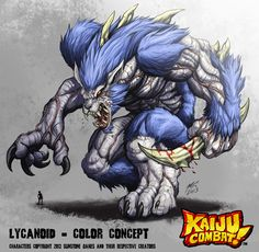 Colossal Kaiju Combat is a franchise of giant monster fighting games made by Sunstone Games. Description from imgarcade.com. I searched for this on bing.com/images