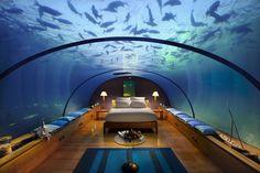 Conrad Maldives Rengali Island Resort