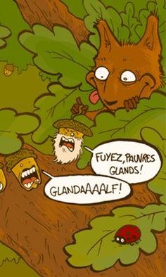 Glaaaandalf ! | Be-troll